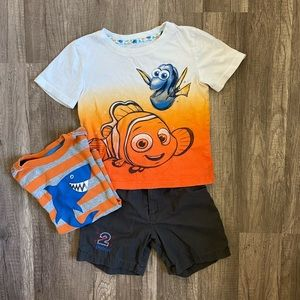 Boy summer outfit 4T